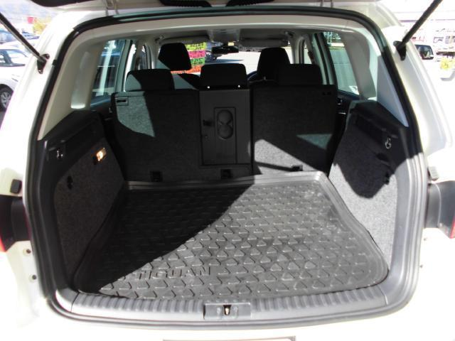 フォルクスワーゲン VW ティグアン TSI ブルーモーションテクノロジー
