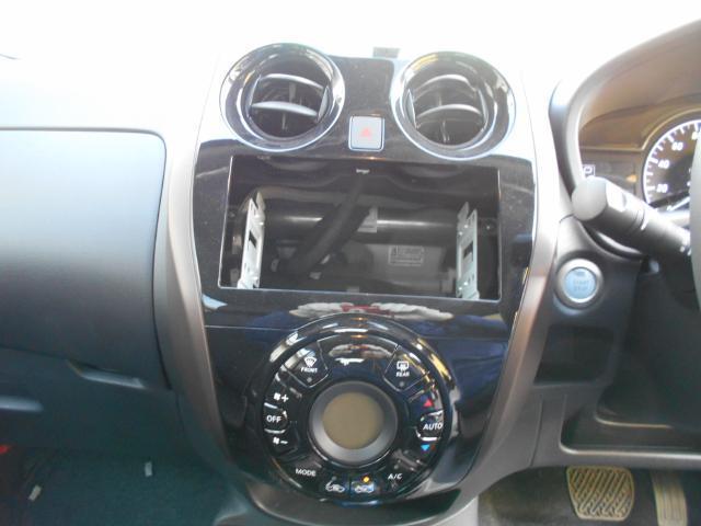 オーディオレス車でお好みのオーディオ・ナビゲーションを取り付けることが出来ます♪オプションパーツの取り扱いも行っていますのでご相談下さい♪