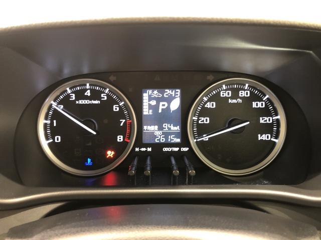 アクティバX リミテッド SAIII 4WD CDチューナー キーフリー 衝突被害軽減システム(8枚目)