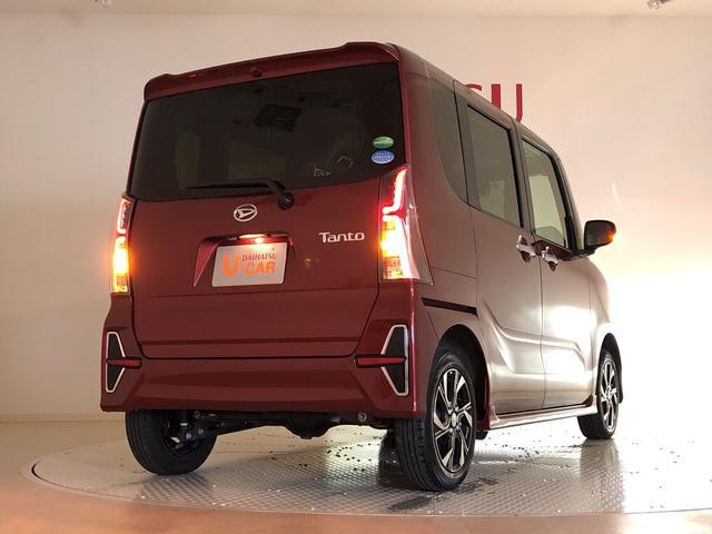 カスタムXセレクション 4WD CDチューナー キーフリー 両側電動スライドドア 衝突被害軽減システム(38枚目)