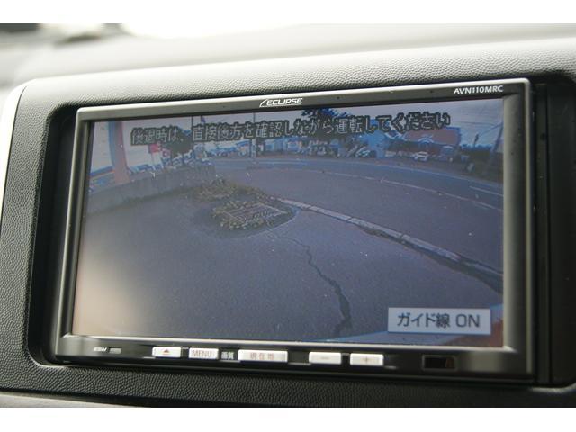 トヨタ ウィッシュ 1.8X ナビ バックカメラ 4WD