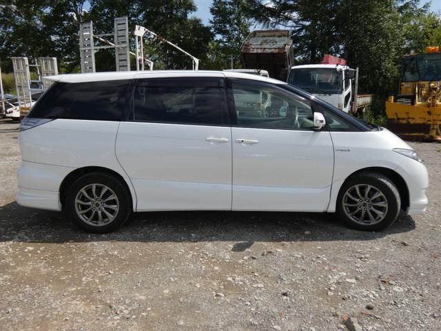 「トヨタ」「エスティマハイブリッド」「ミニバン・ワンボックス」「北海道」の中古車4