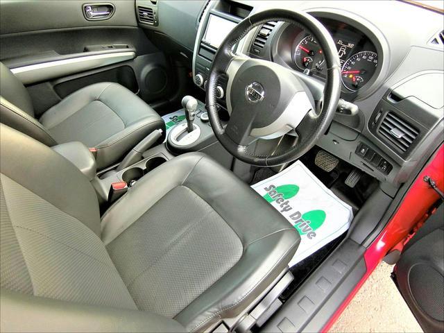 日産 エクストレイル 20X 4WD ワンオーナー 純正HDDナビ