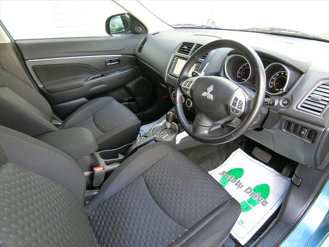 三菱 RVR G 4WD 純正HDDナビ バックカメラ