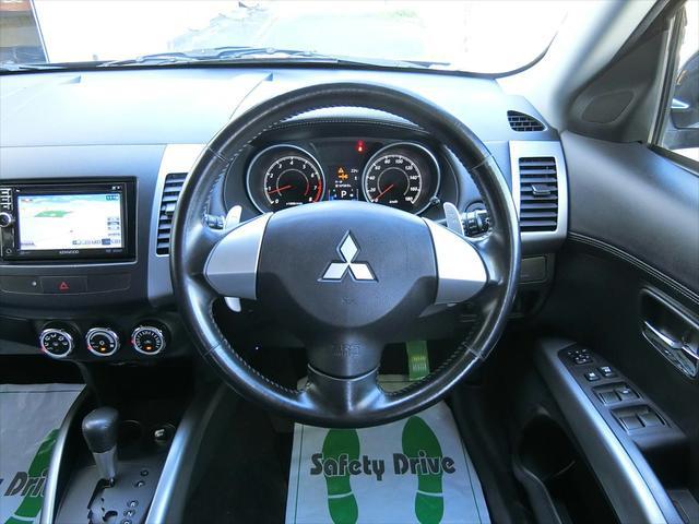 三菱 アウトランダー ローデスト20MS 4WD 社外19インチアルミ