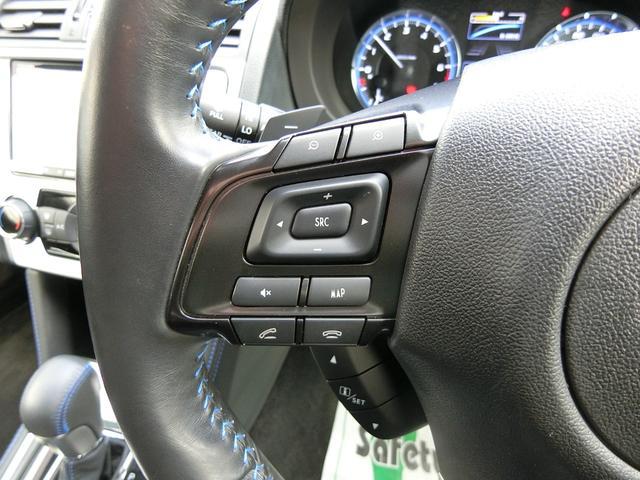 1.6GT-Sアイサイト 4WD 本州車 レーダークルーズコントロール 純正SDナビ フルセグ バックカメラ パドルシフト プッシュスタート ドライブレコーダー LEDヘッドライト SIドライブ パワーシート(14枚目)