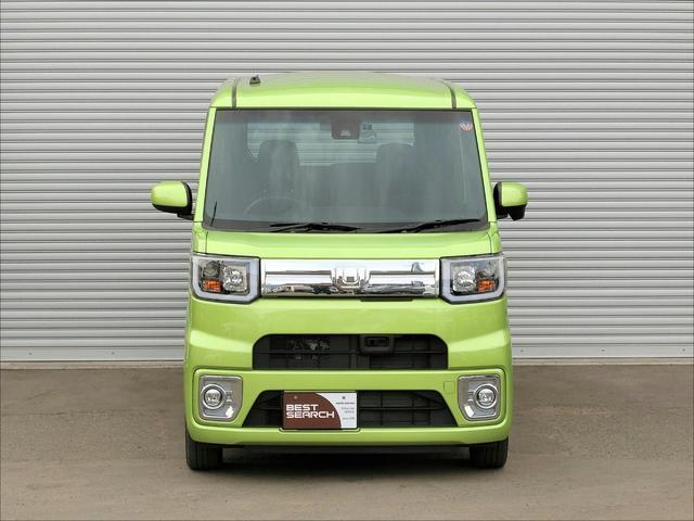 GターボSAII 4WD 本州車 両側パワスラ LEDヘッドライト ドライブレコーダー 社外メモリーナビ フルセグ対応 バックカメラ 運転席シートヒーター アイドリングストップ(2枚目)