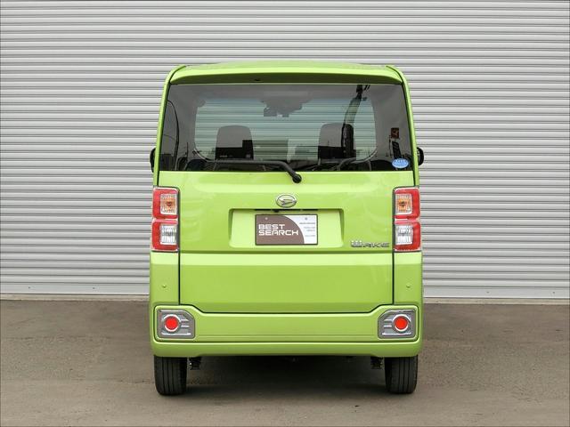 GターボSAII 4WD 本州車 両側パワスラ LEDヘッドライト ドライブレコーダー 社外メモリーナビ フルセグ対応 バックカメラ 運転席シートヒーター アイドリングストップ(6枚目)