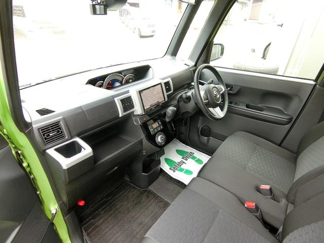 GターボSAII 4WD 本州車 両側パワスラ LEDヘッドライト ドライブレコーダー 社外メモリーナビ フルセグ対応 バックカメラ 運転席シートヒーター アイドリングストップ(14枚目)