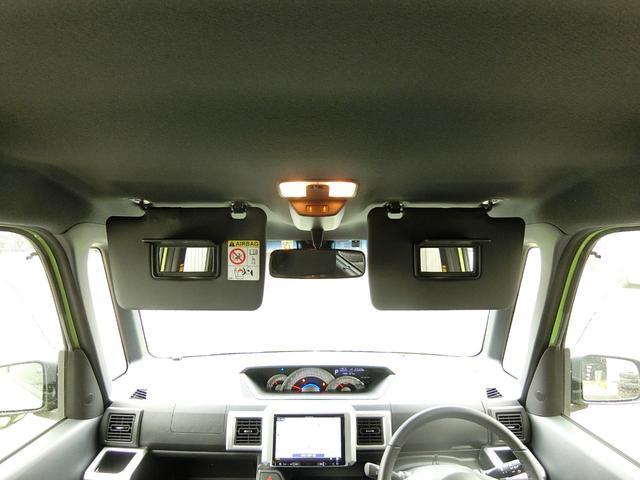 GターボSAII 4WD 本州車 両側パワスラ LEDヘッドライト ドライブレコーダー 社外メモリーナビ フルセグ対応 バックカメラ 運転席シートヒーター アイドリングストップ(17枚目)