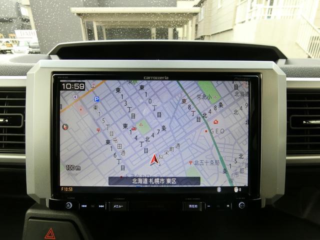 GターボSAII 4WD 本州車 両側パワスラ LEDヘッドライト ドライブレコーダー 社外メモリーナビ フルセグ対応 バックカメラ 運転席シートヒーター アイドリングストップ(27枚目)