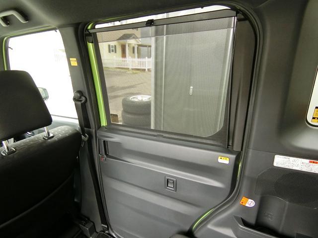 GターボSAII 4WD 本州車 両側パワスラ LEDヘッドライト ドライブレコーダー 社外メモリーナビ フルセグ対応 バックカメラ 運転席シートヒーター アイドリングストップ(38枚目)