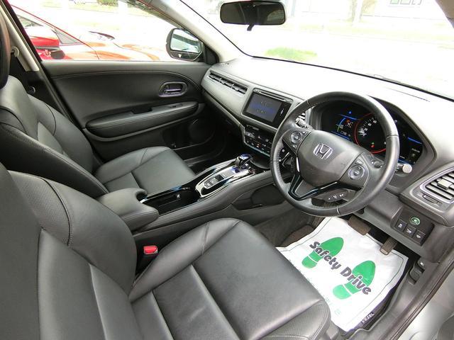 ハイブリッドX・Lパッケージ 4WD 本州車 シティブレーキサポート クルーズコントロール LEDヘッドライト 純正メモリーナビ フルセグ対応 バックカメラ フロントガラス熱線 革シート シートヒーター プッシュスタート(7枚目)