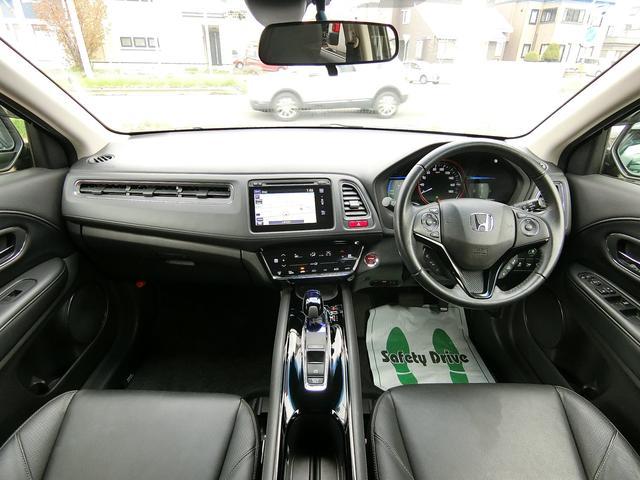 ハイブリッドX・Lパッケージ 4WD 本州車 シティブレーキサポート クルーズコントロール LEDヘッドライト 純正メモリーナビ フルセグ対応 バックカメラ フロントガラス熱線 革シート シートヒーター プッシュスタート(11枚目)