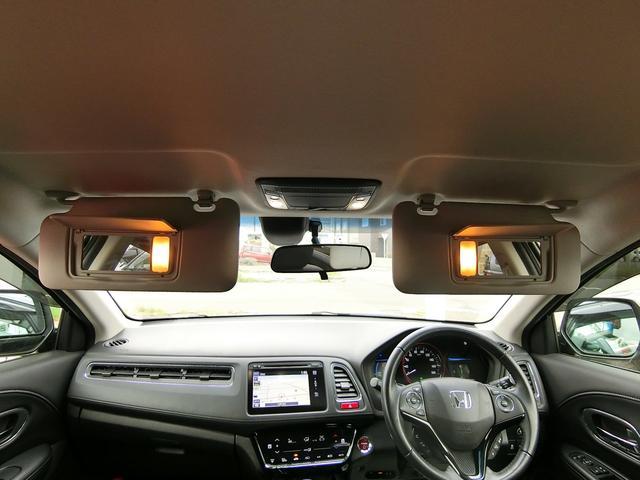 ハイブリッドX・Lパッケージ 4WD 本州車 シティブレーキサポート クルーズコントロール LEDヘッドライト 純正メモリーナビ フルセグ対応 バックカメラ フロントガラス熱線 革シート シートヒーター プッシュスタート(12枚目)
