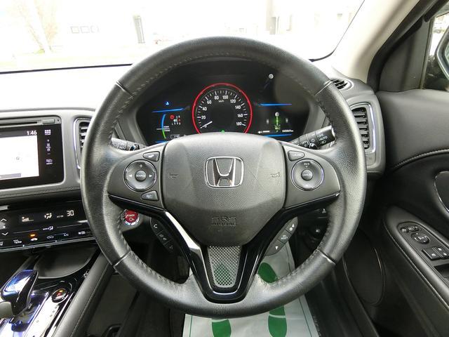 ハイブリッドX・Lパッケージ 4WD 本州車 シティブレーキサポート クルーズコントロール LEDヘッドライト 純正メモリーナビ フルセグ対応 バックカメラ フロントガラス熱線 革シート シートヒーター プッシュスタート(13枚目)