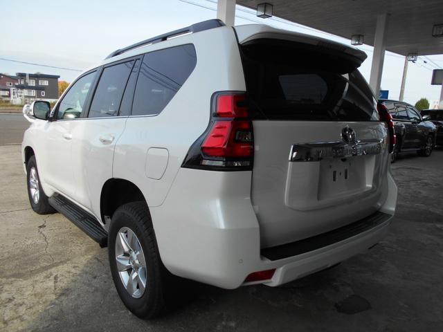 「トヨタ」「ランドクルーザープラド」「SUV・クロカン」「北海道」の中古車9