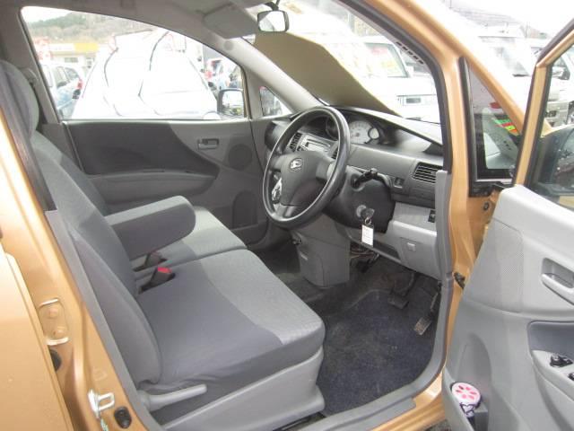 ダイハツ ムーヴ L 4WD インパネ4速オートマ CDチューナー