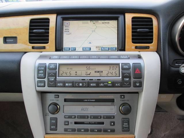 430SCV マークレビンソンオーディオ レザーシート(9枚目)
