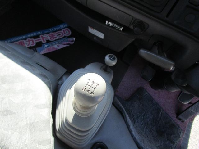 マツダ タイタンダッシュ WキャブロングD低床 2.0DT 4WD