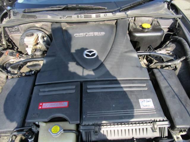 654cc×2ローター!水冷直列2ローターエンジン!最高出力210ps(154kW)/7200rpm 最大トルク22.6kg・m(222N・m)/5000rpm (カタログ値)