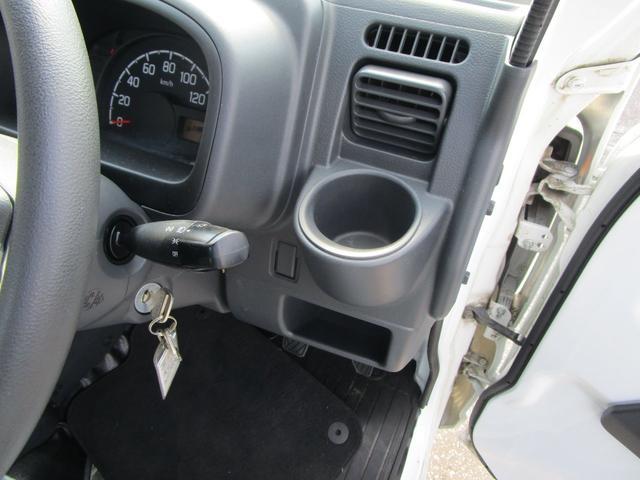 スズキ キャリイトラック KC 4WD 5速マニュアル エアコン