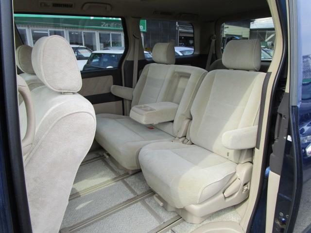 トヨタ アルファードG AX 2.4L 4WD 左パワースライドドア ツインルーフ