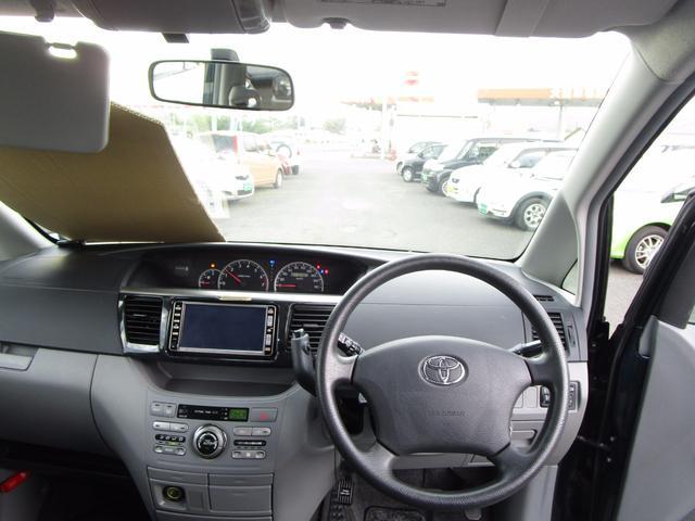トヨタ ヴォクシー X 4WD CVTオートマ ETC キーレス
