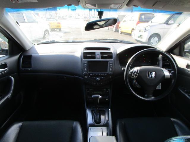 ホンダ アコードワゴン 24T 4WD AT 19インチAW 純正ナビ Bカメラ