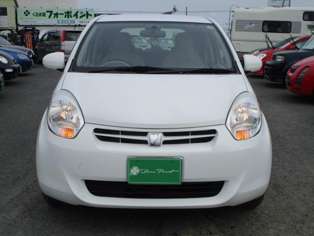 トヨタ パッソ X 4WD CVTオートマ エンジンスターター キーレス