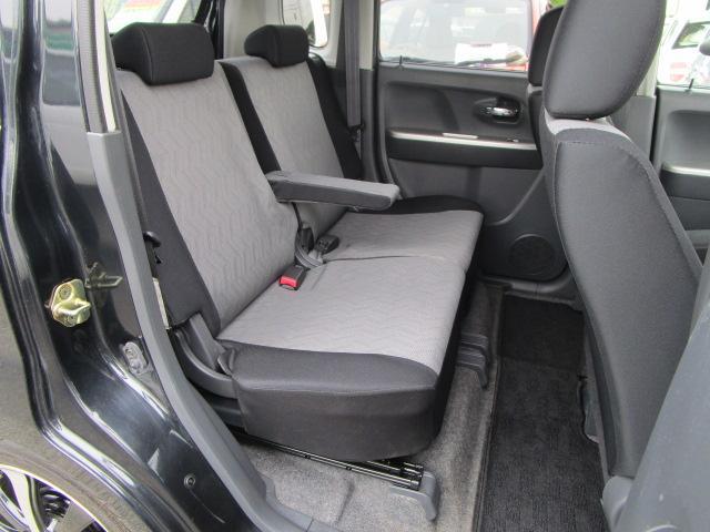 スズキ ワゴンR FXリミテッド 4WD AT エアロ SDナビ Eスターター