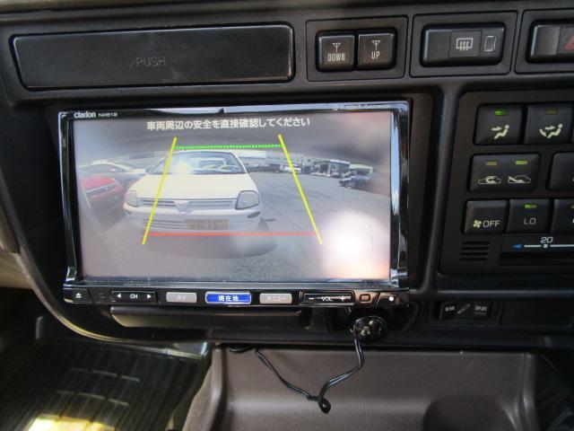 トヨタ ランドクルーザー80 VXリミテッド 4.2DT 4WD オートマ SDナビ