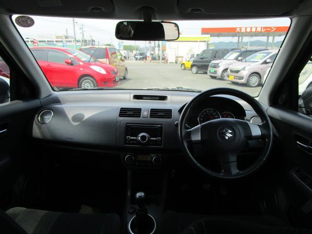 スズキ スイフト XGエアロ 4WD 5MT 17AW ETC スマートキー