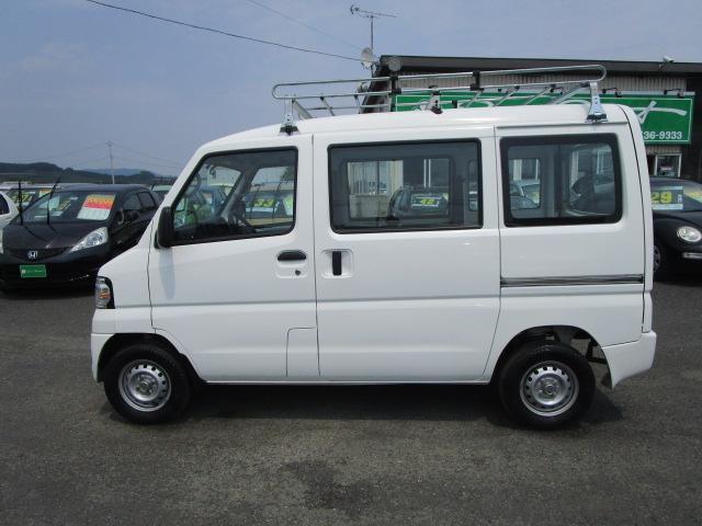 三菱 ミニキャブバン CDハイルーフ 4WD オートマ ETC