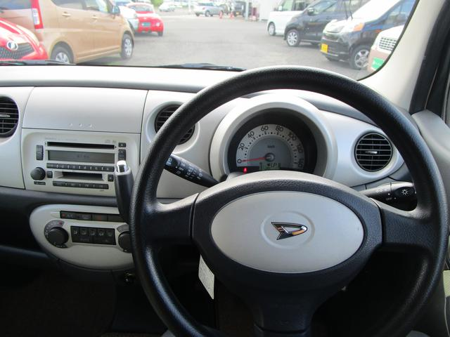 ダイハツ ムーヴラテ モユ 4WD 4速AT 純正CDチューナー キーレス