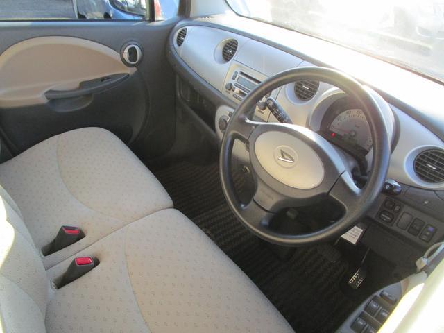 ダイハツ ムーヴラテ X 4WD 4AT Tベルト交換済 CDMDデッキ キーレス