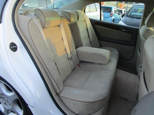 トヨタ アリスト S300 AT ローダウン TRC パワーシート キーレス