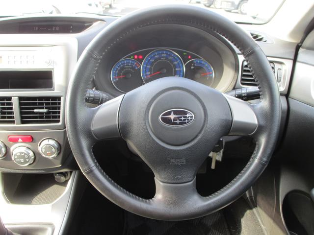 スバル インプレッサアネシス 1.5i 4WD MT CD Tベルト交換済 キーレス