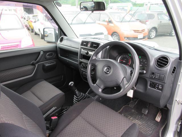 XC 4WD ターボ 5MT CD キーレス ミラーヒーター(7枚目)