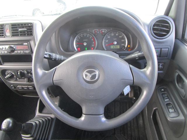 マツダ AZオフロード XC 4WD ターボ 5MT CD キーレス ミラーヒーター