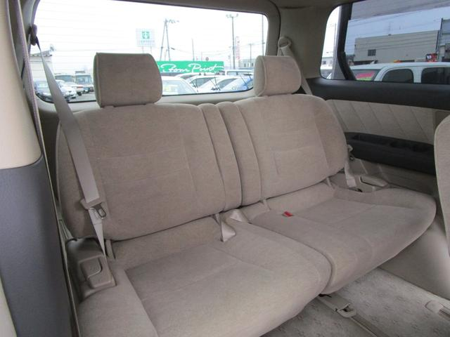 トヨタ アルファードV 3.0MX Lエディション 4WD 左パワースライドドア