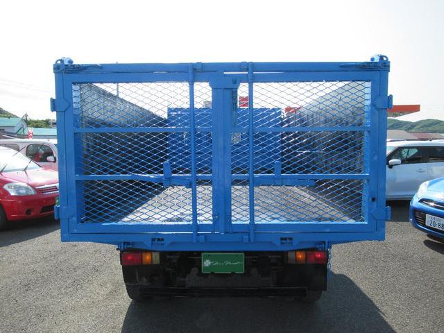 いすゞ エルフトラック ダンプ3260ccディーゼル コラム5速マニュアル