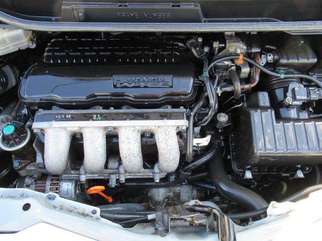 1.3L水冷直列4気筒SOHCエンジン!タイミングチェーン使用です!