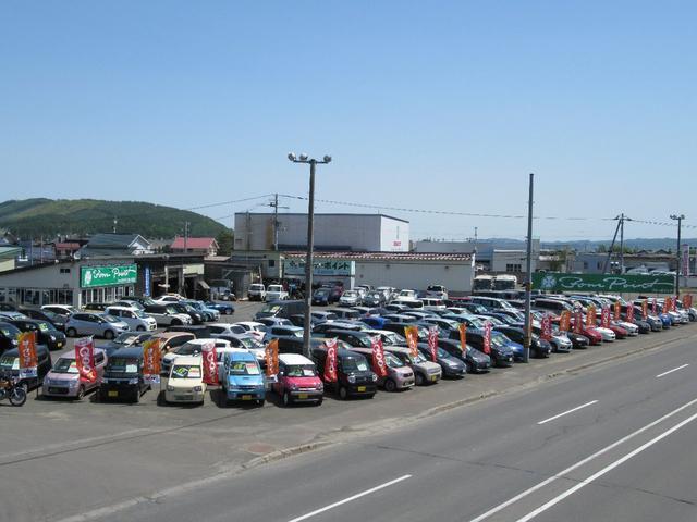 中古車・登録済み未使用車多数展示していますので、お探しのお車も見つかるかと思います!