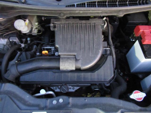 1.3L水冷直列4気筒DOHC16バルブエンジン!タイミングチェーン使用です!