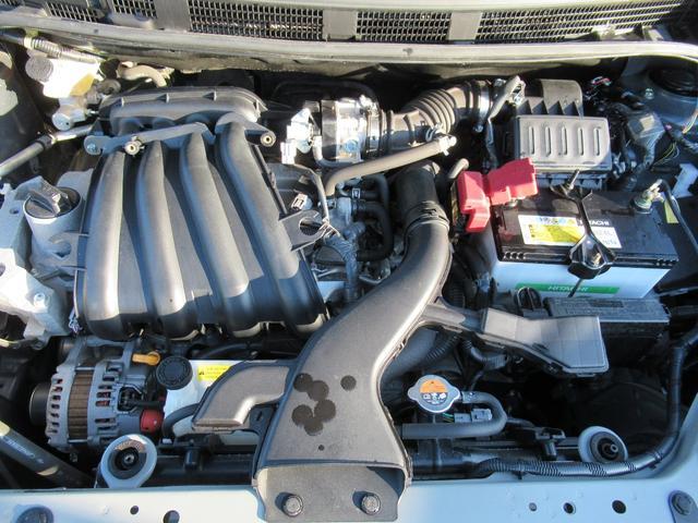 1.6LDOHC直列4気筒エンジン!タイミングチェーン使用です!