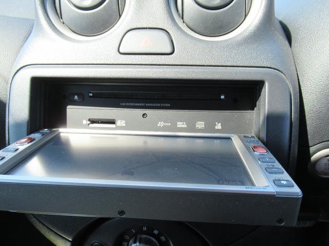 12X FOUR メモリーナビ CVTオートマ プッシュスタート CD&AUX ワンセグTV ETC(18枚目)