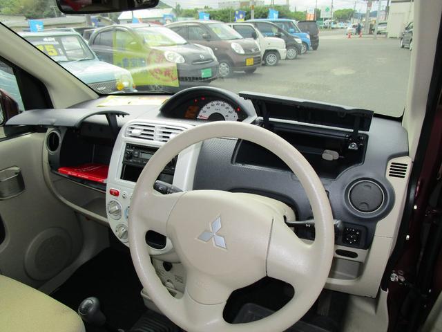 M FF 5速マニュアル CDチューナー キーレス シートヒーター ABS(10枚目)