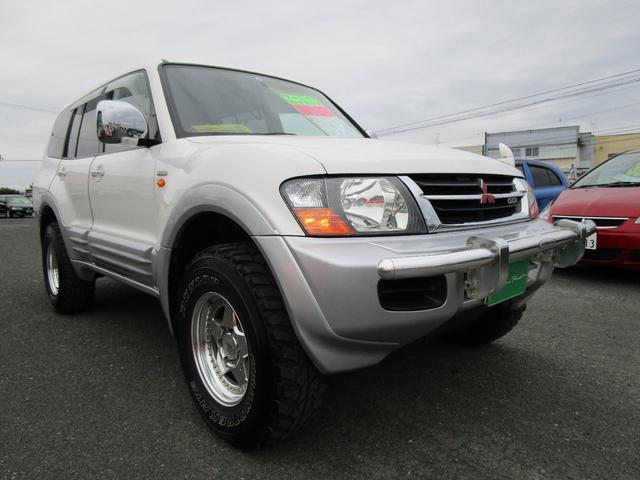 ロング エクシード 3.5L 4WD オートクルーズ バックカメラ リヤヒーター 1ナンバー登録変更可(3枚目)
