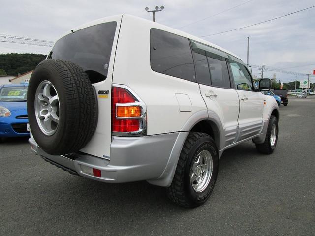 ロング エクシード 3.5L 4WD オートクルーズ バックカメラ リヤヒーター 1ナンバー登録変更可(6枚目)